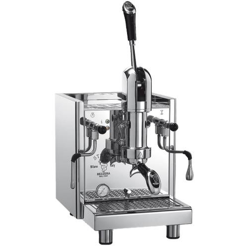 Bezzera Strega Lever Espresso Coffee Machine by Italian Bean Delight