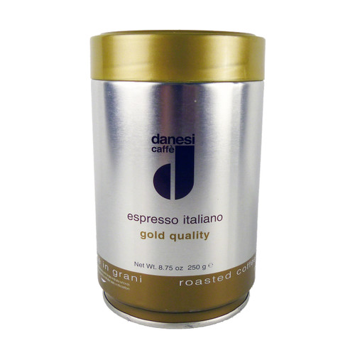 Danesi Gold beans tin by Italian Bean Delight