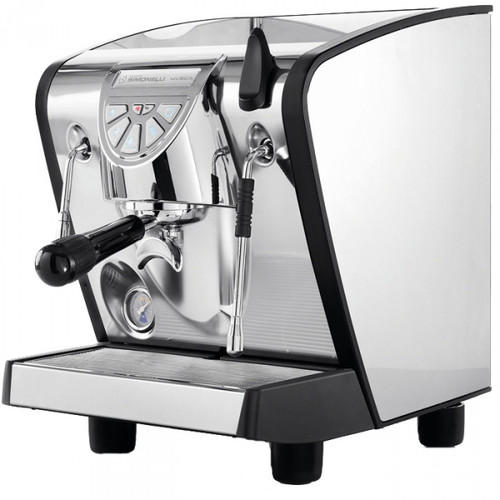 Simonelli Musica Programmable Espresso Machine Italian Bean Delight