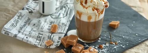 Caramel Sea Salt Latte Recipe