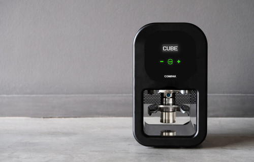 Compak Cube Tamp Automatic Electronic Espresso Coffee Tamper
