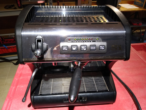 La Spaziale S1 Mini Vivaldi II Espresso Machine