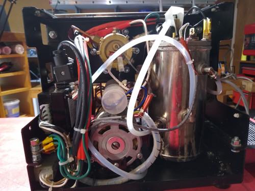 La Spaziale S1 Mini Vivaldi Espresso Machine Rotary Timer Pre Direct Connect