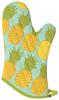Oven Mitt Pineapples