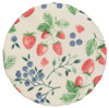 Bowl Cover Set/2 Berry Patch