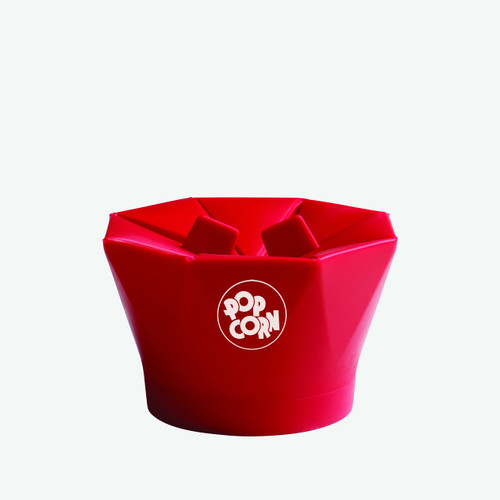Poptop Popcorn Popper - Cherry