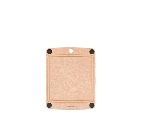 AIO 11.5 x 9 Natural Button Carver w/black feet