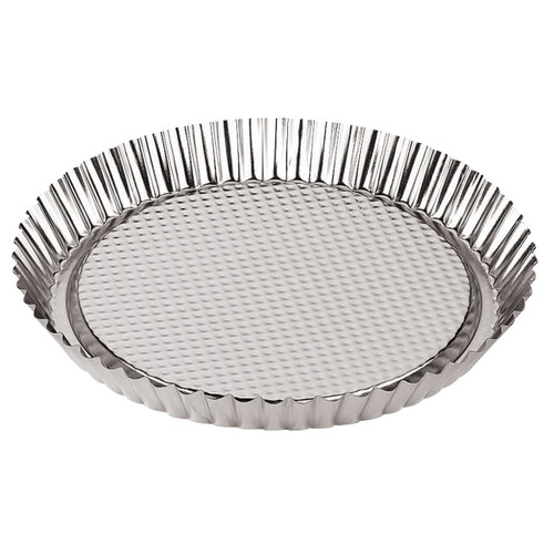 Flan/Tart Pan, Tin 11""