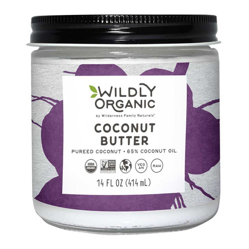 Wildly Organic Coconut Butter