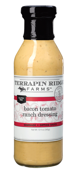 Bacon Tomato Ranch Dressing
