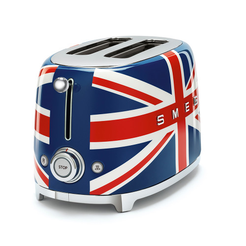 2 Slice Toaster Union Jack