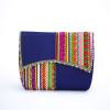 Vibrant- Blue Spring Clutch Bag