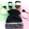 Black jewellery Gift Bags keep safe pouches