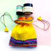 Yellow Jewellery bags- Pouches and Purses