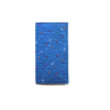 Blue Hand- Embroidered Wallet