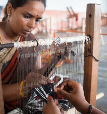 SIYANA LONDON: SAVING INDIA'S HAND LOOM INDUSTRY