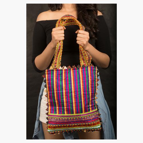 Rabari Tote Bag