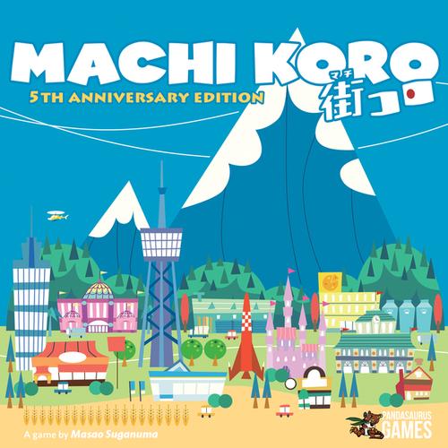 Machi Koro: Anniversary Edition