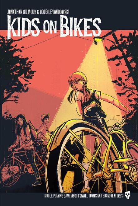 Kids on Bikes Core Rulebook