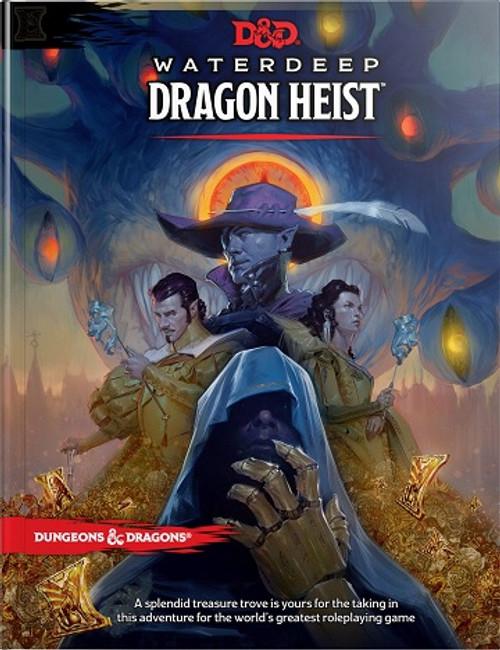Dungeons and Dragons: Waterdeep Dragon Heist