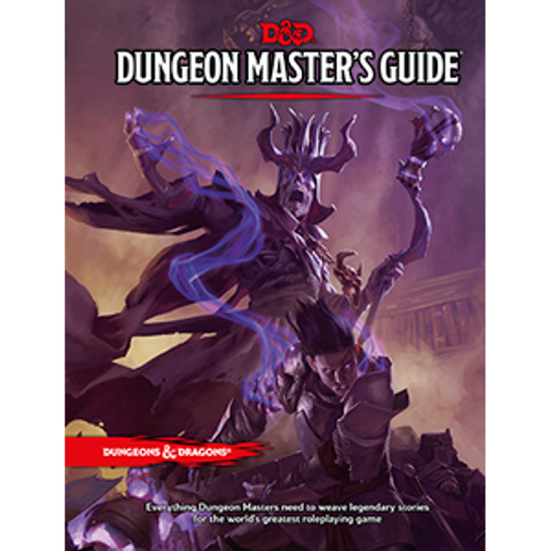 Dungeons and Dragons: Dungeon Masters Guide