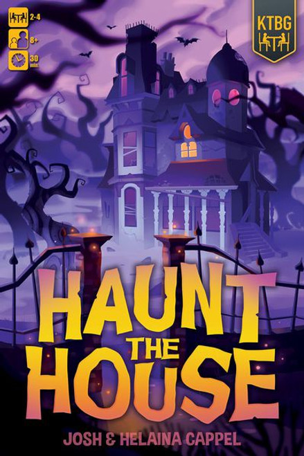 Haunt the House: Base Game