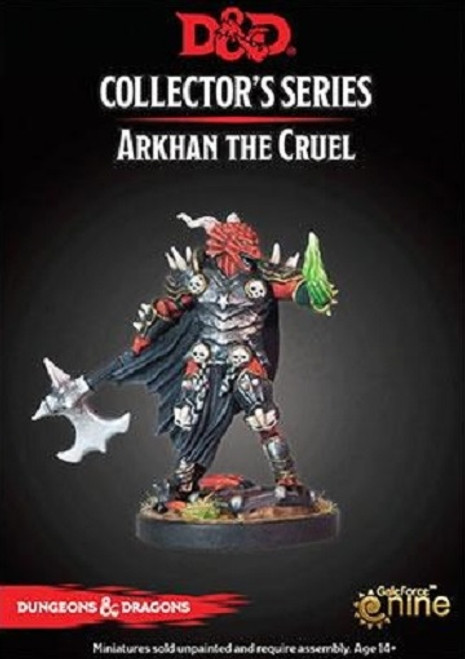 Dungeons and Dragons Arkhan the Cruel : Dragonborn