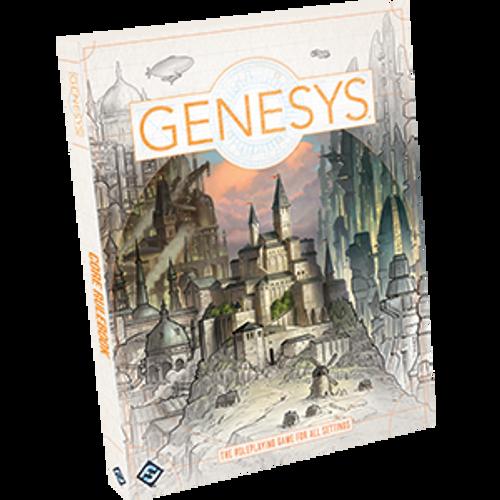Genesys Core Rules
