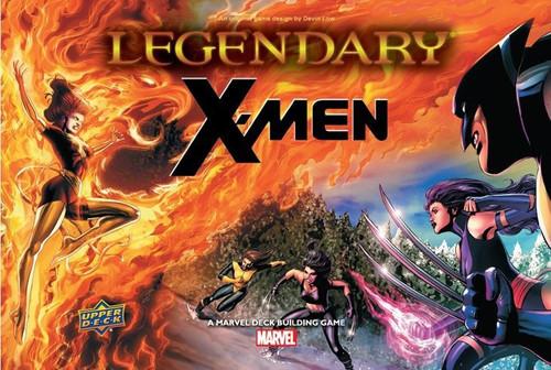Marvel Legendary: Xmen
