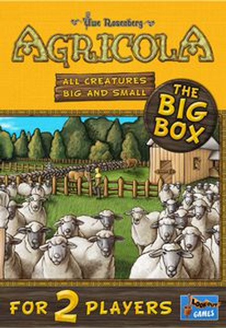 Agricola All Creatures Big and Small: Big Box