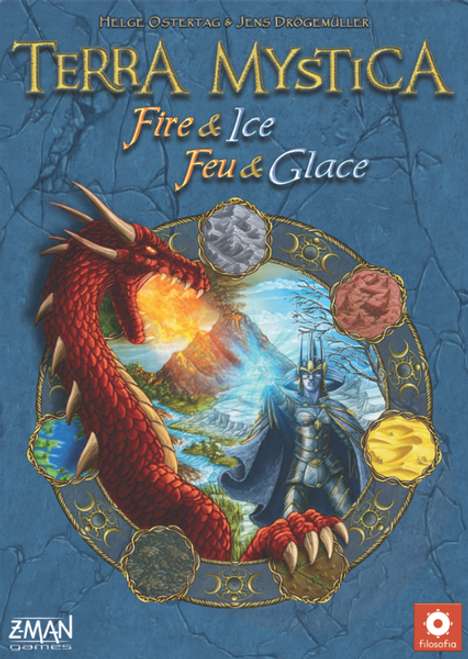 Terra Mystica Expansion: Fire and Ice