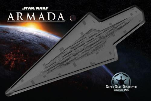 Star Wars Armada: Super Star Destroyer