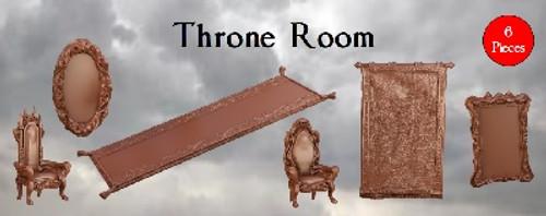 Terrain Crate: Throne Room