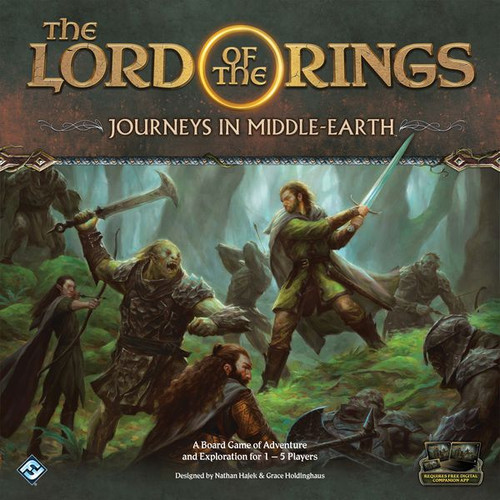 The Lord of the Rings Journeys in Middle Earth