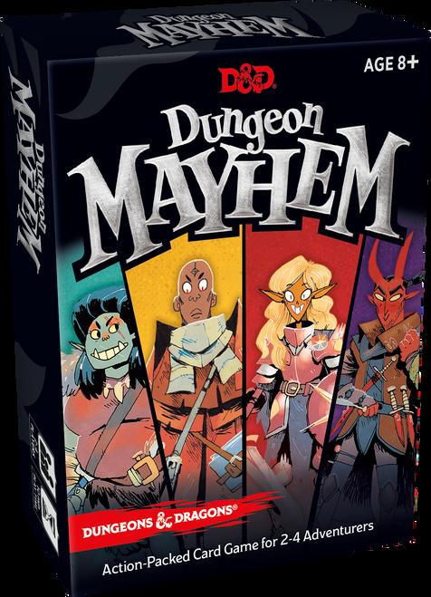 Dungeons and Dragons Dungeon Mayhem