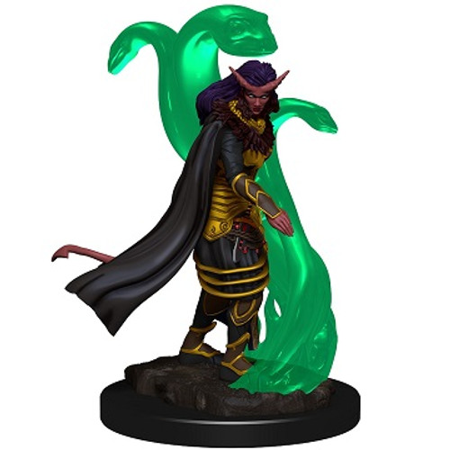 Dungeons and Dragons Icons Premium Figure: Tiefling Male Sorcerer