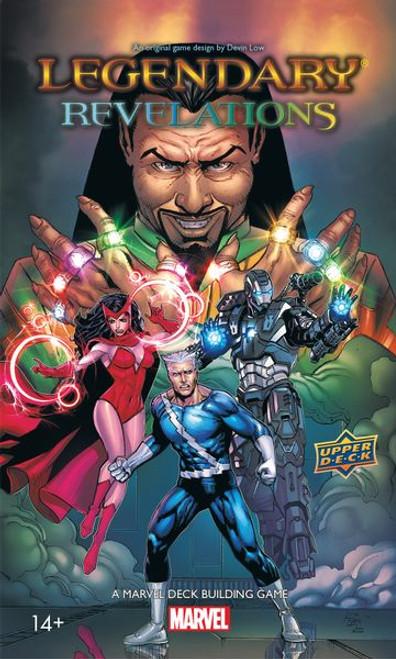 Marvel Legendary: Revelations