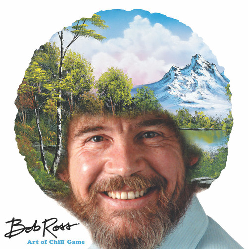 Bob Ross: Art of the Chill