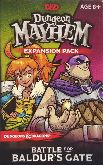 Dungeons and Dragons Dungeon Mayhem: Battle for Baldur's Gate