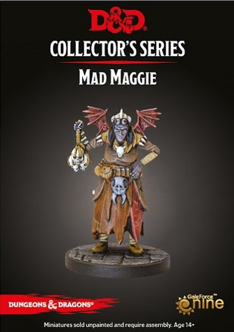Dungeons and Dragons Descent into Avernus: Mad Maggie