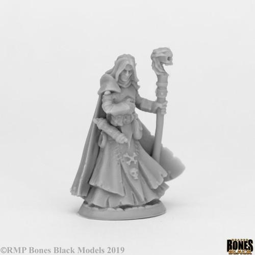 Reaper 44073: Dark Elf Wizard