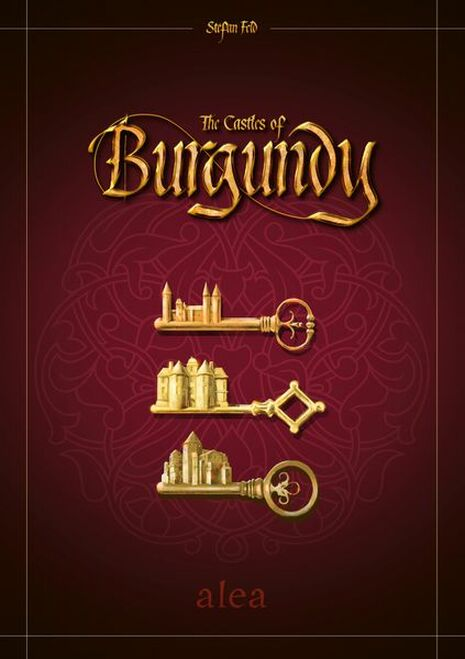 The Castles of Burgundy New Edition