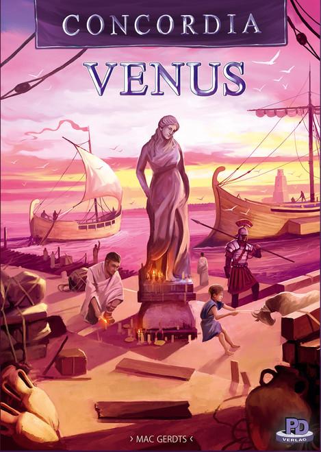Concordia: Venus expansion only