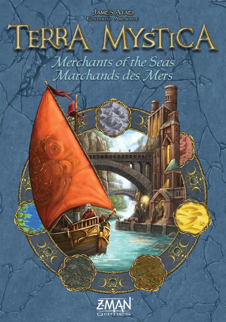 Terra Mystica: Merchants of the Sea