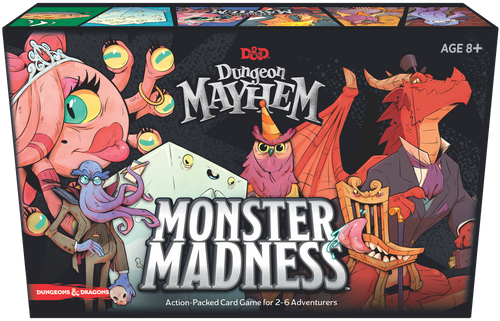 Dungeons and Dragons Dungeon Mayhem: Monster Madness