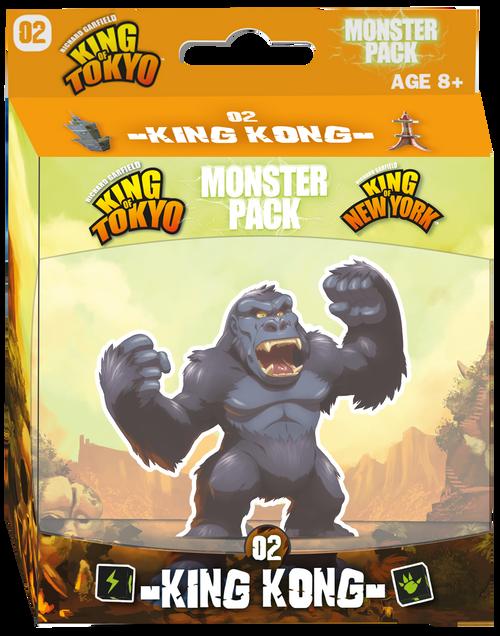 King of Tokyo Monster Pack: King Kong