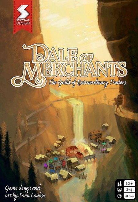 Dale of Merchants 1: The Guild of Extraordinary Traders