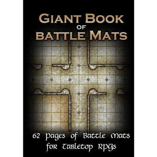 Loke Maps Giant Book of Battle Mats