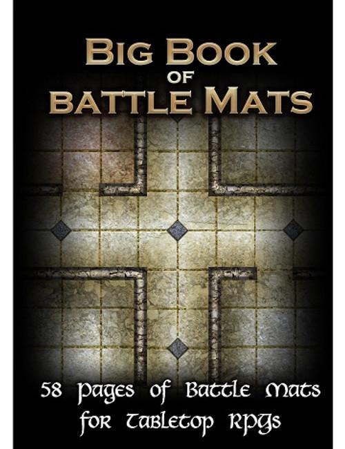 Loke Maps Big Book of Battle Mats
