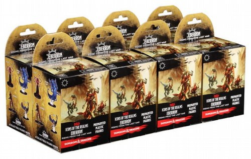 Dungeons and Dragons Icons of the Realm: Eberron Booster Pack